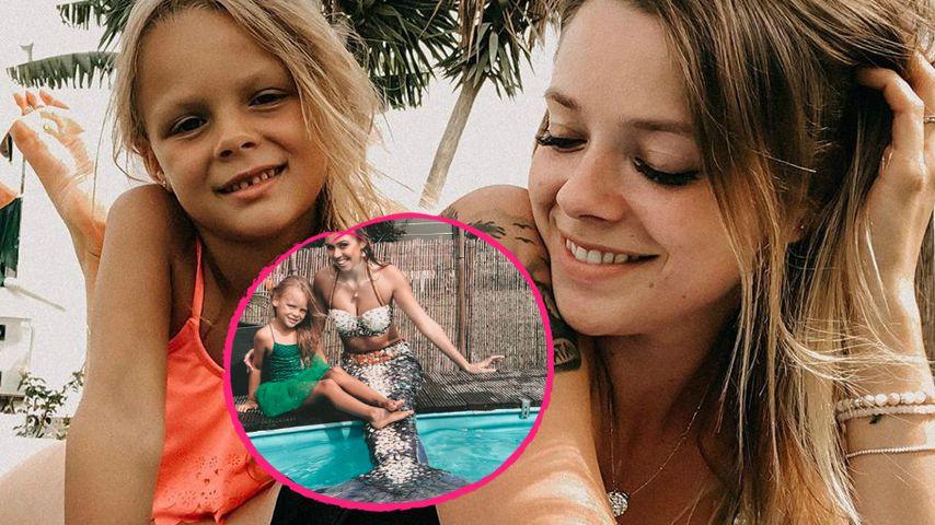 Anne Wünsche: Meerjungfrauen-Party zu Mileys 6. Geburtstag