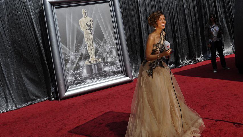 Wegen Oscar-Show: Fiese Kommentare für Annemarie Carpendale