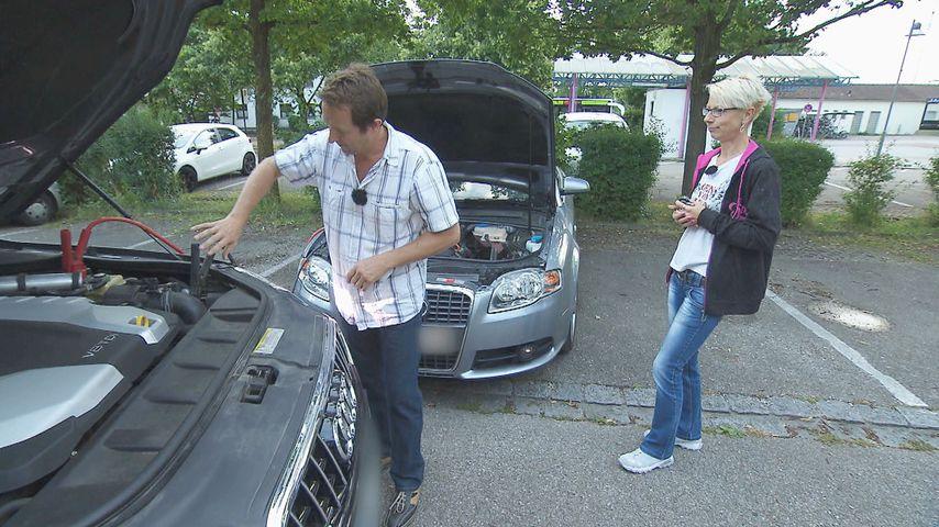 """Annett und Bernhard bei """"Bauer sucht Frau"""""""