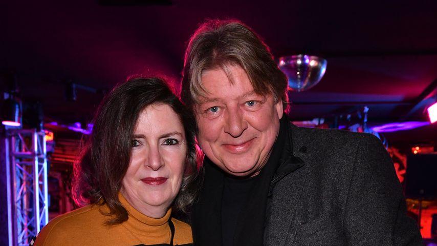 """Annette und Walter Freiwald bei der Eröffnung des Clubs """"Tivoli Cologne"""" im März 2018"""