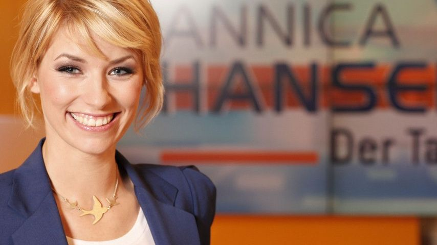 """Annica Hansen hat schon immer """"gerne gequatscht"""""""