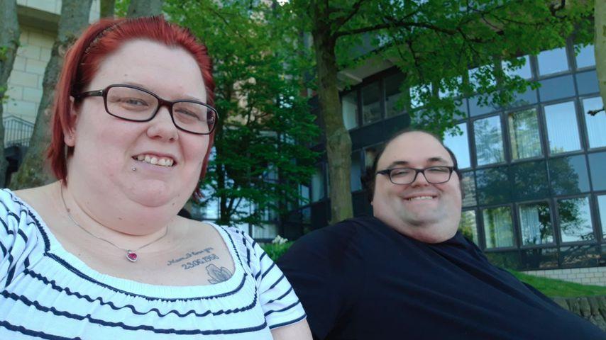 Annika und Ingo im April 2019