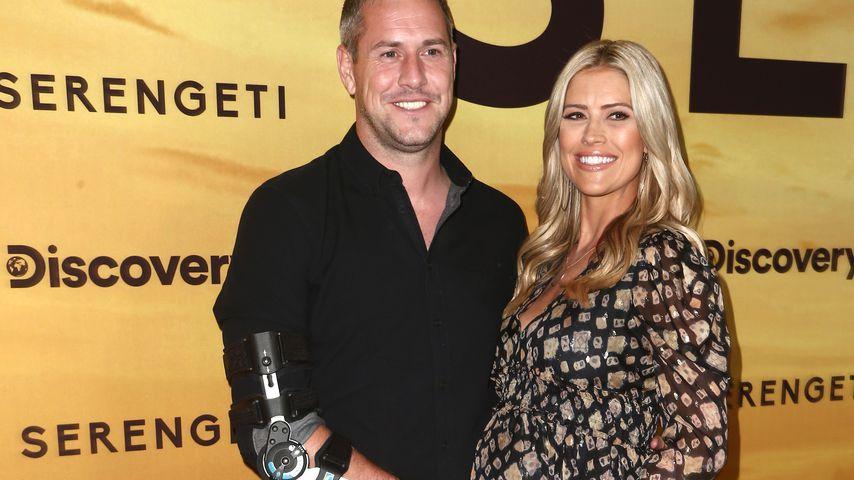 Ant Anstead mit seiner Ex-Frau Christina Anstead im Juli 2019 in Beverly Hills