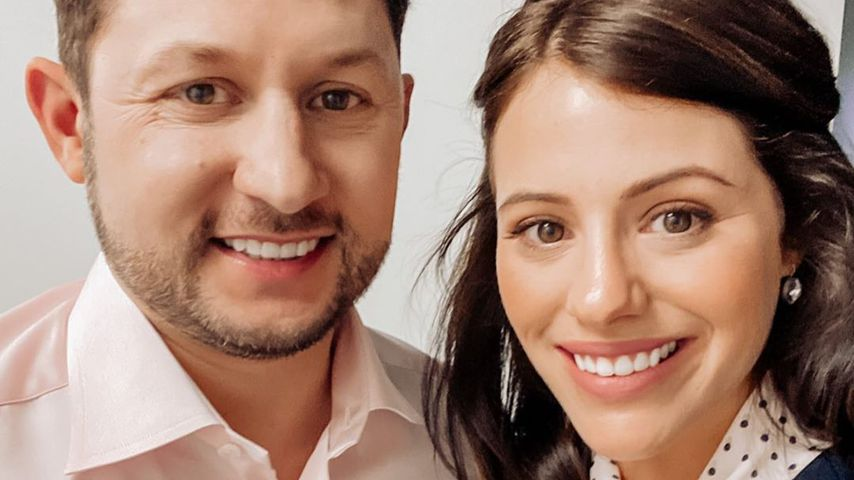Anthony D'amico und Ashley Petta