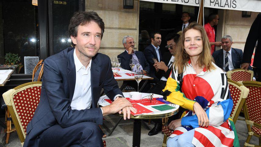 Antoine Arnault und Natalia Vodianova im Juni 2019
