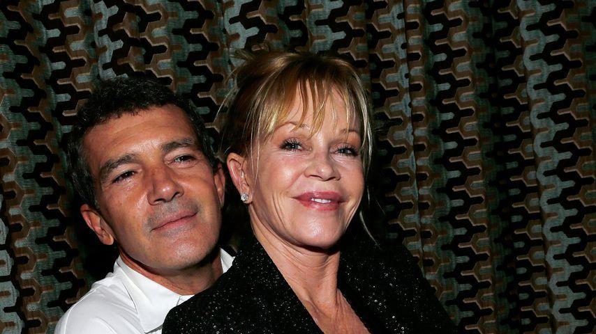 Antonio Banderas und Melanie Griffith 2013