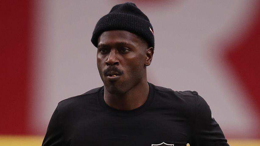 Antonio Brown, Footballer