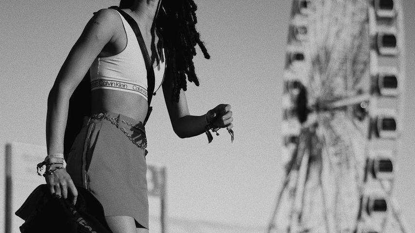 Anuthida Ploypetch auf dem Coachella 2019
