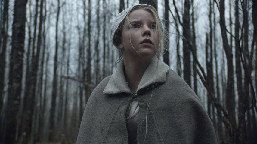 """Anya Taylor-Joy in einer Szene aus """"The Witch"""""""