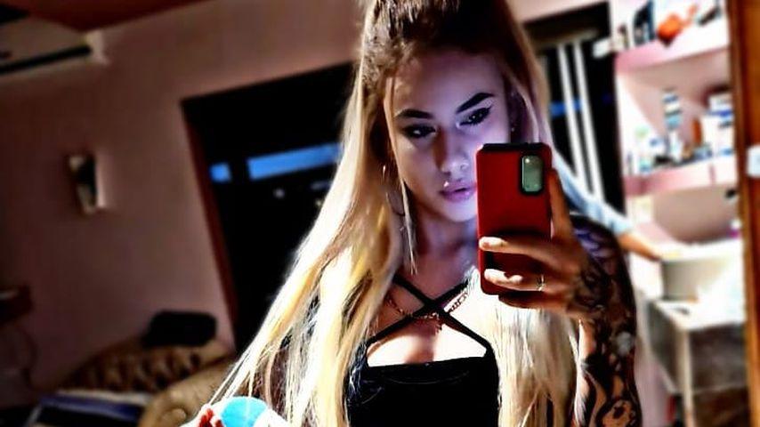 Areline Martínez, Social-Media-Sternchen