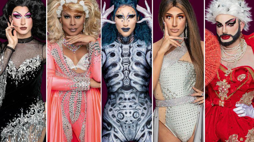 """Top fünf: Wer ist die aktuelle """"Queen of Drags""""-Favoritin?"""