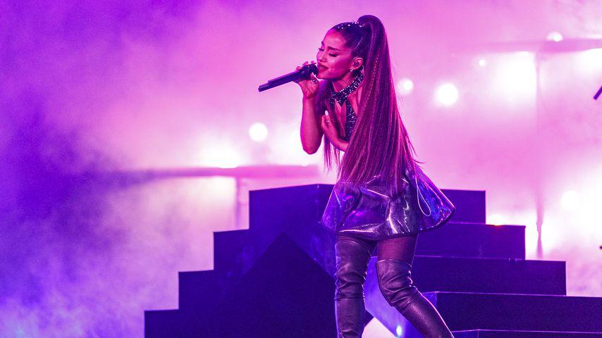 Ariana Grande beim iHeartRadio Wango Tango 2018 in Los Angeles