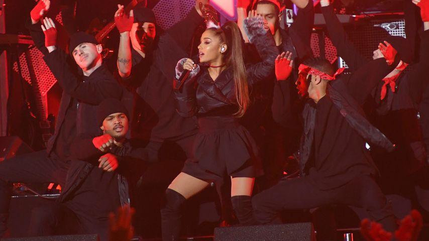 Ariana-Konzert in Manchester: Auch DIESE Stars treten auf!