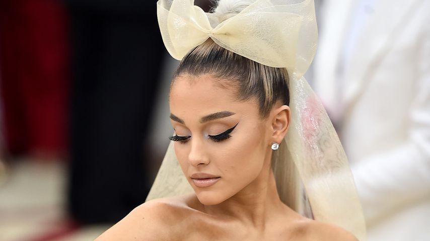 Ariana Grande im Mai 2018