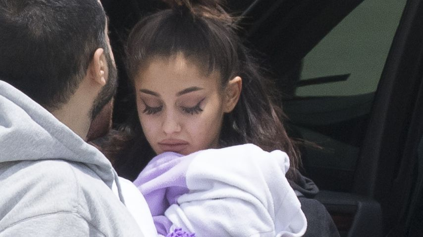 Ariana Grande unter Schock: Erste Fotos nach dem Anschlag!