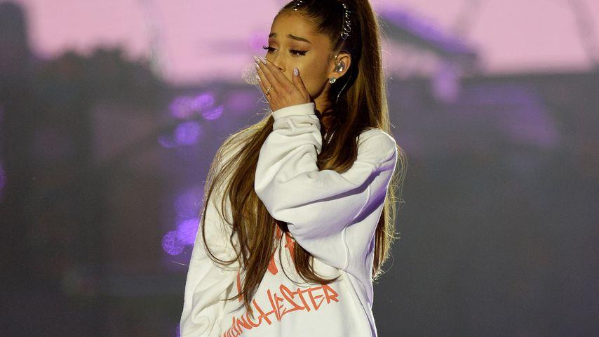 Im letzten Moment: Ariana Grande cancelt Brit Awards-Show!