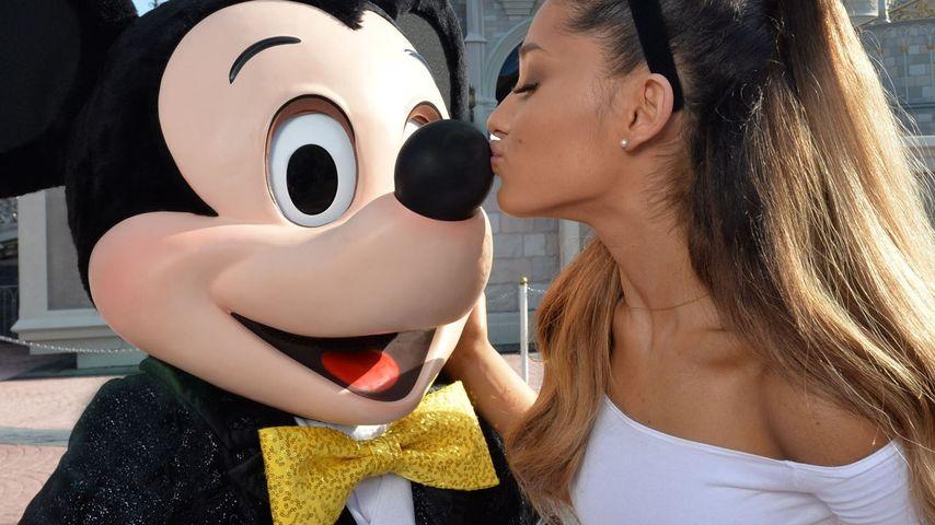 Disney statt Party: Ariana Grande feiert ihren 21.