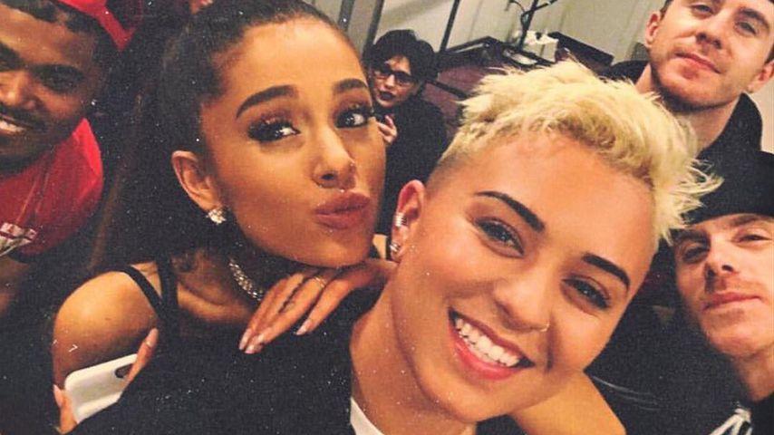 Ariana Grande mit Lady Cultura