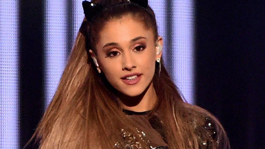 Selbstschutz: Ariana Grande ignoriert die Presse