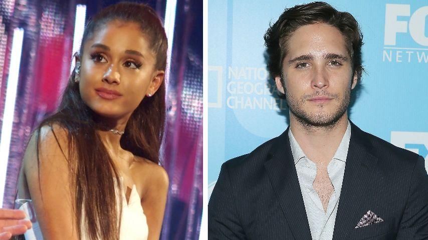 Ariana Grande: Ist ihr süßer Serienkollege ihr neuer Freund?