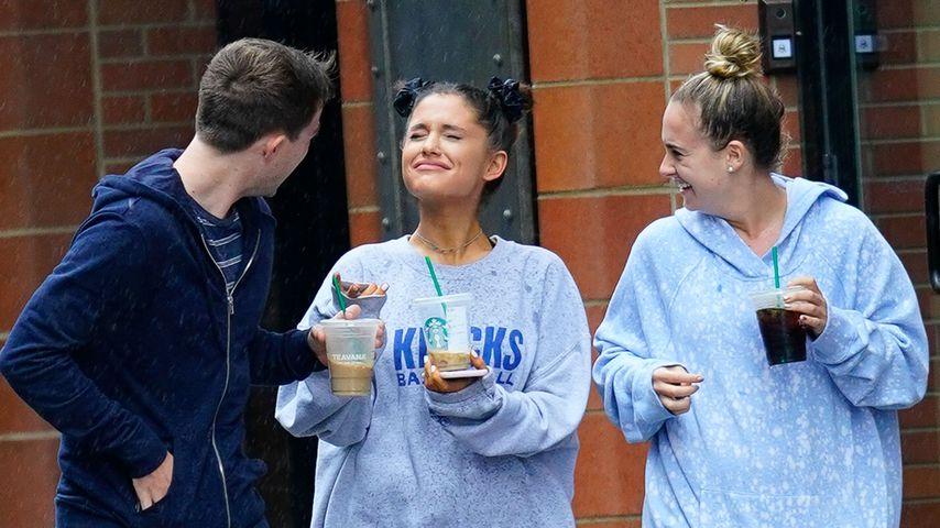 Nach Mac Millers Tod: Ariana genießt Auszeit mit Freunden