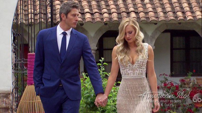 """Arie Luyendyk, Jr. und Lauren Burnham im Finale von """"The Bachelor"""""""