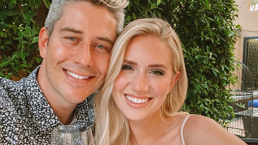 Arie Luyendyk und seine Frau Lauren Burnham, Reality-TV-Bekanntheiten