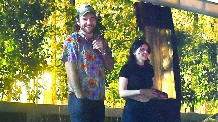 Ariel Winter und Luke Benward in Studio City, Oktober 2019
