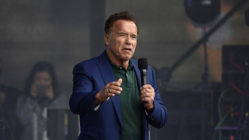 Arnold Schwarzenegger im Mai 2019