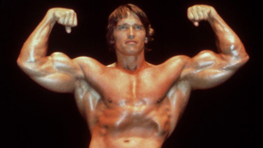 Arnold Schwarzenegger im Jahr 1980