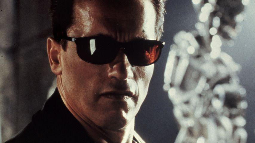 """Arnold Schwarzenegger in """"Terminator 2 – Tag der Abrechnung"""""""