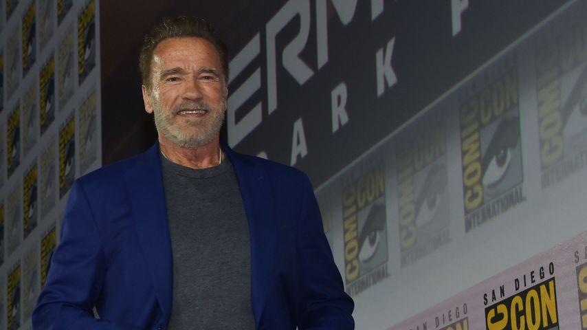 Total verändert: Arnold Schwarzeneggers Sohn erschlankt!