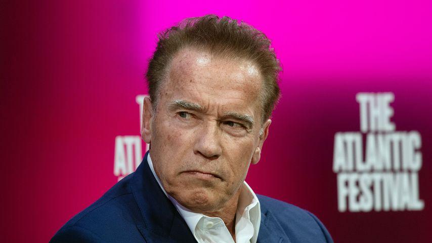Arnold Schwarzenegger o, September 2019 in Washington