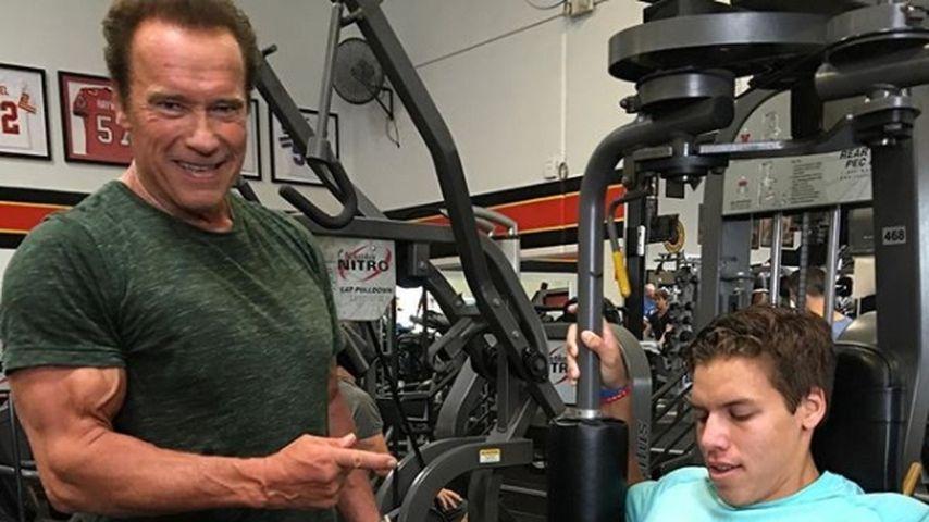 Joseph Baena: Arnold Schwarzeneggers Sohn ist verliebt!