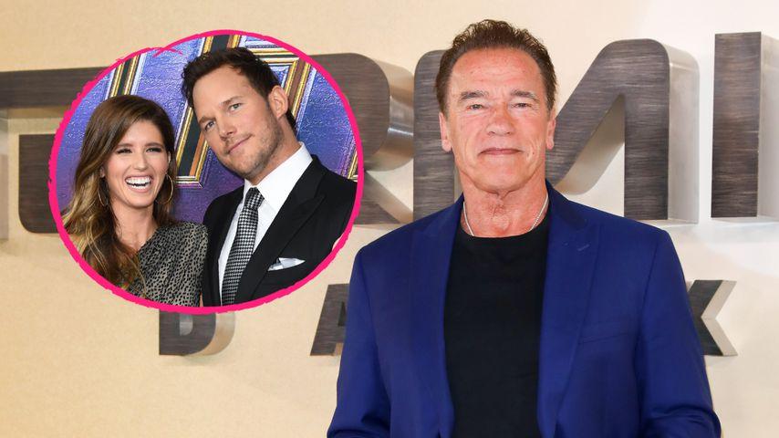 Arnold Schwarzenegger ist von Mann seiner Tochter überrascht