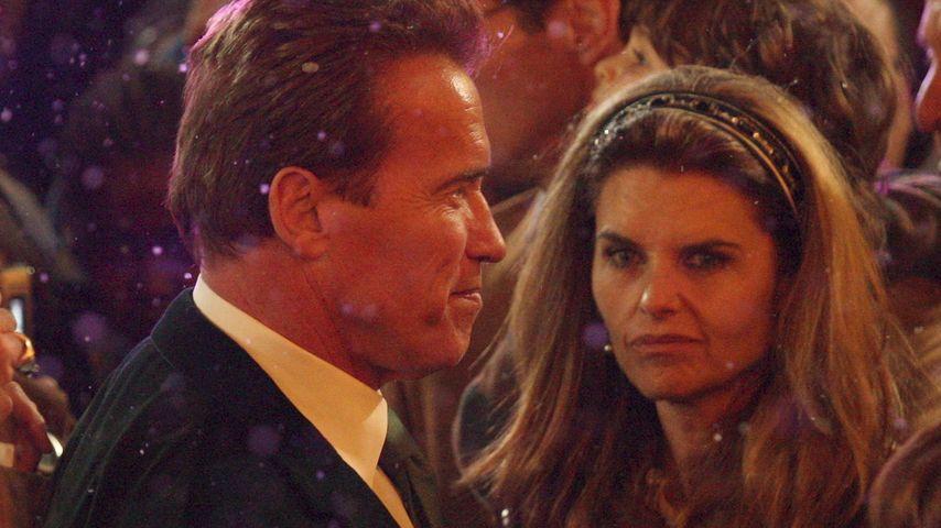 Schwarzenegger: Deshalb bekam Maria nicht die Bio
