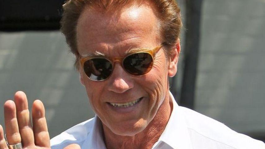 """Arnold Schwarzenegger wird zum """"Sperminator"""""""