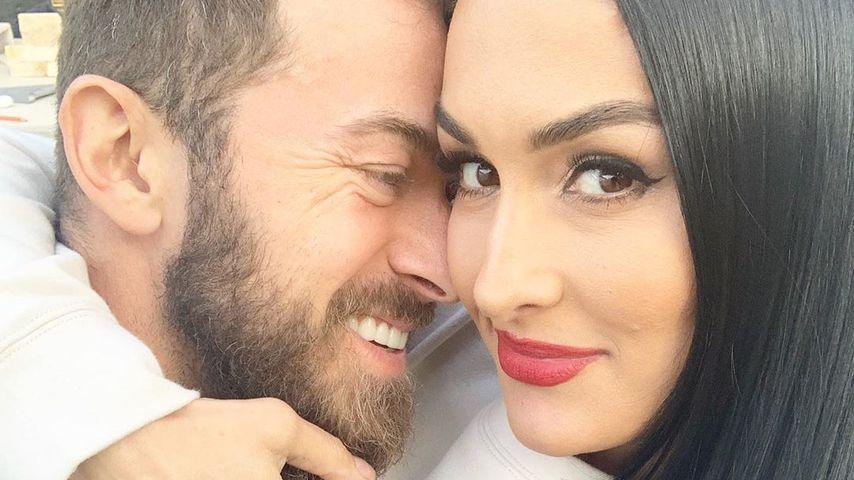 Artem Chigvintsev und Nikki Bella