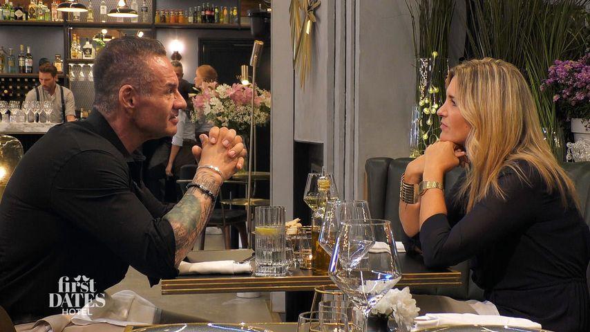 """Arthur und Janine bei """"First Dates Hotel"""" 2020"""