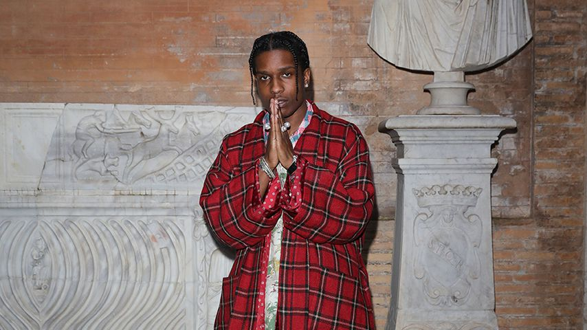 ASAP Rocky im Mai 2019 in Rom