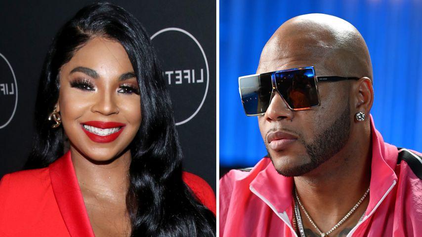Gemeinsamer Urlaub: Was läuft zwischen Ashanti und Flo Rida?