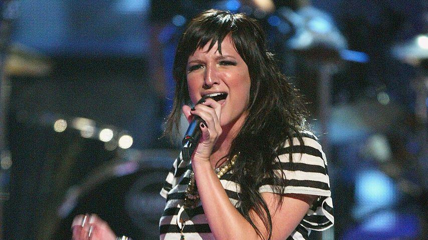 Ashlee Simpson 2004 bei den Teen Choice Awards