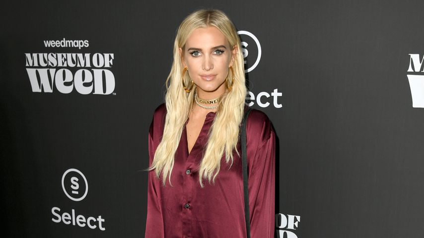 Ashlee Simpson im August 2019
