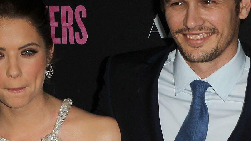 Ashley Benson & James Franco: Wilde Party-Turtelei