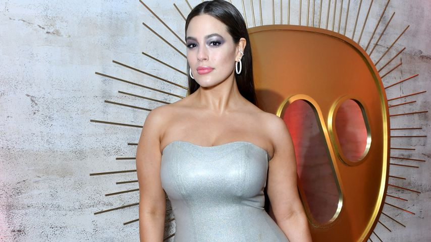 Klares Curvy-Statement: Ashley Graham will VS-Engel werden!
