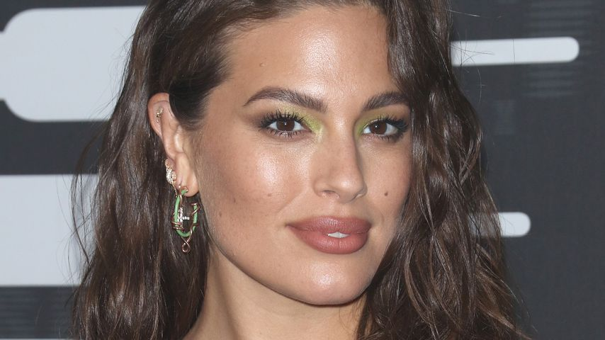 Ashley Graham bei der Fashion Week 2019