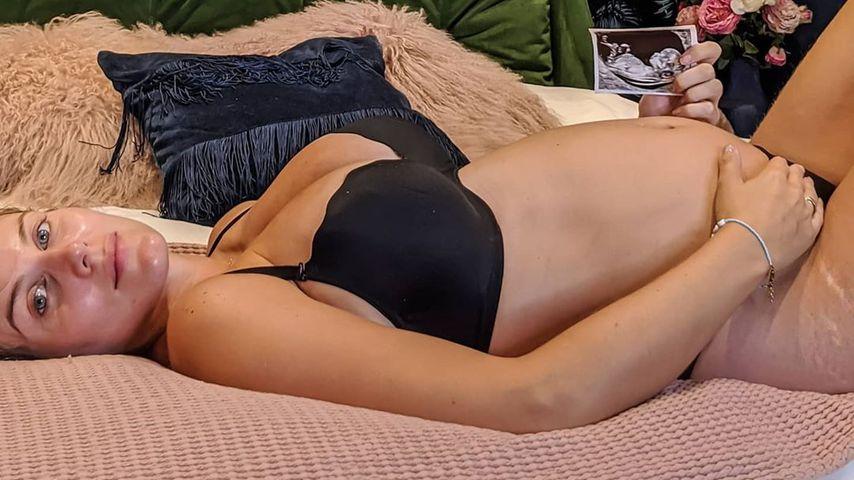 Ashley James, Fernsehstar