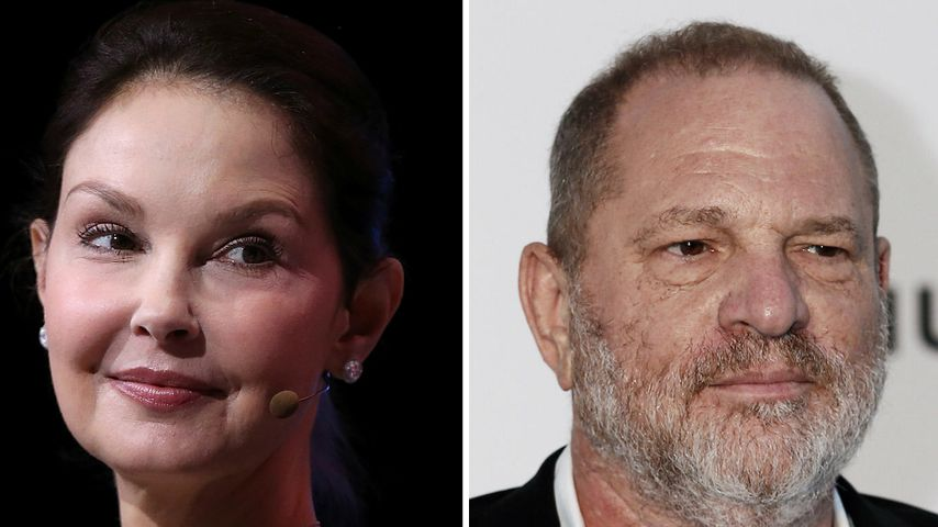 Nach Blacklisting: Ashley Judd verklagt Harvey Weinstein