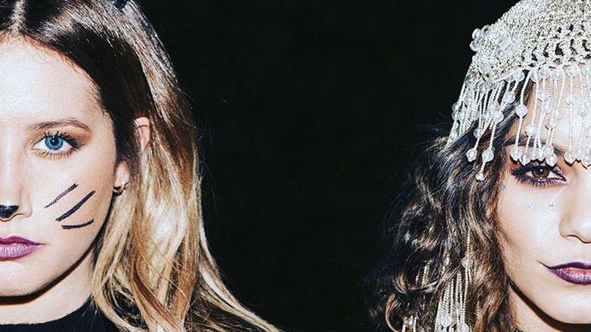 Ashley Tisdale und Vanessa Hudgens