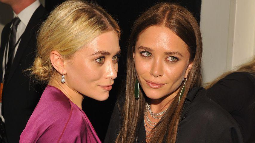 Ashley und Mary-Kate Olsen bei den Cfda Fashion Awards 2012